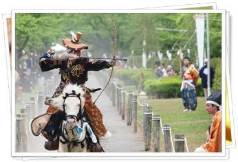 京都下鴨神社のみたらし祭りや流鏑馬&手作り市2017の日程!屋台は?2