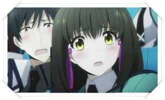 魔法科高校の劣等生の柴田美月が幹比古のメイドに?メガネもその為?3