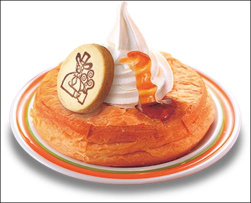 パイの実からコメダ珈琲店監修のシロノワールが!味や値段は?4