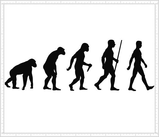 原始人彼氏のコミックが面白いと評判!原始人からの進化