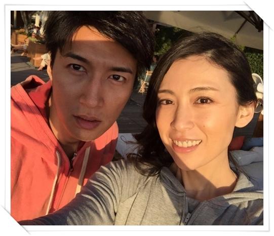 天野浩成はかっこいいが妻に娘も ご夫婦