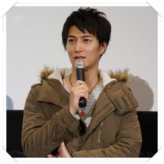 天野浩成はかっこいいが妻に娘も 花は咲くか 実写シーン
