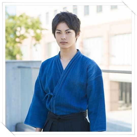 神尾楓珠がドラマでかっこいいと評判 剣道着 兄に愛されすぎて困ってます。