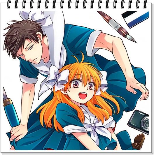 月刊少女野崎くんの登場人物の恋愛関係は?野崎と千代