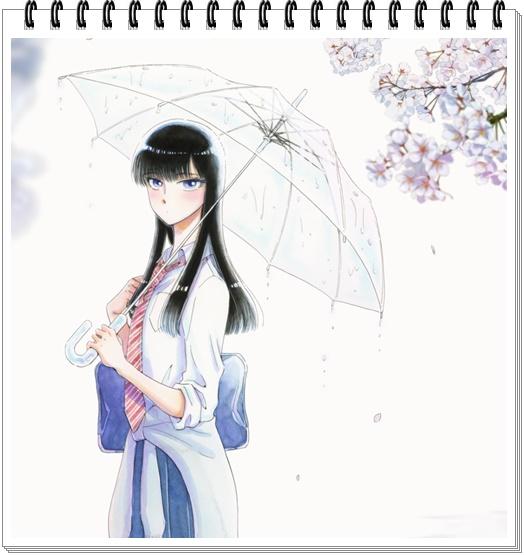 恋は雨上がりのようにのあきらが近藤に告白? あきら傘