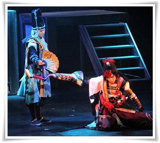 陰陽師ミュージカルのキャストが凄い! 源博雅と晴明