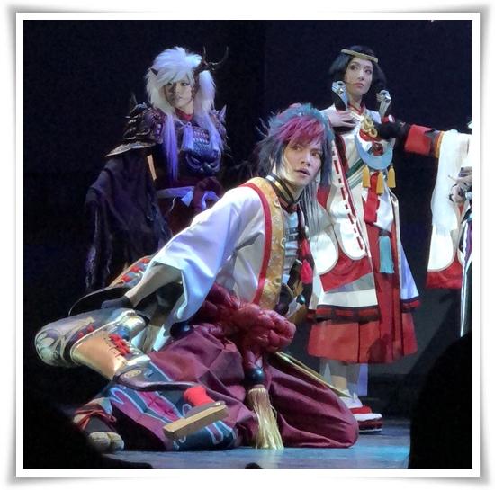 陰陽師ミュージカルのキャストが凄い! 八百比丘尼 博雅 茨木童子