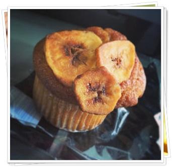 ローソンのバナナマフィンが美味しい!カロリーや値段は?食べ方も!2