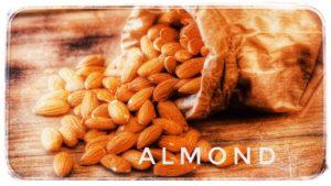 アーモンドを生で食べる食べ方とは!栄養には亜鉛も?保存は冷凍?2