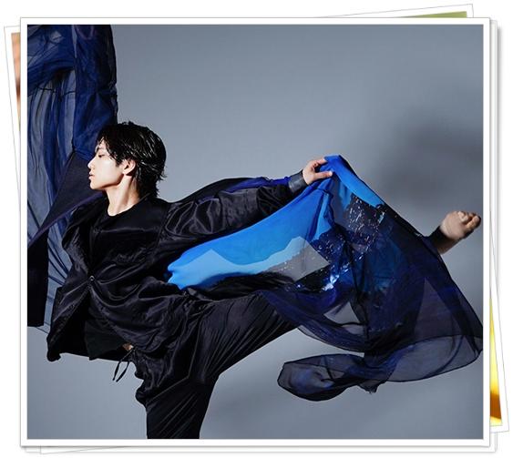 三浦宏規の写真集のバレエ姿がうつくしいとファンの声 バレエ姿